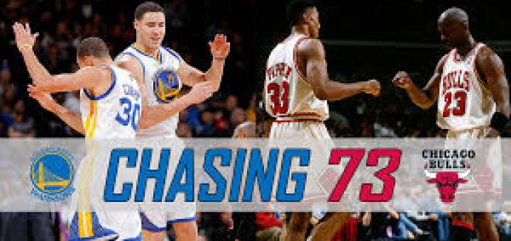 Warriors 73 wins